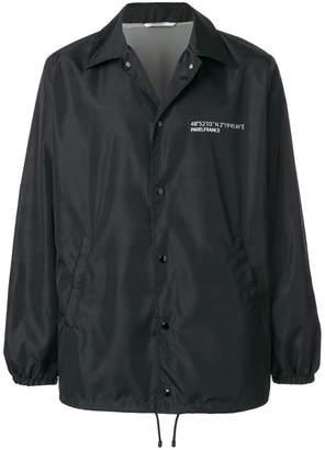 Valentino anywhen print lightweight jacket