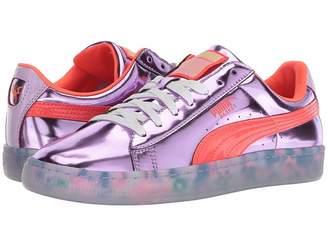 Puma x Sophia Webster Basket Candy Princess Sneaker