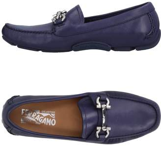 Salvatore Ferragamo Loafers - Item 11491252PN