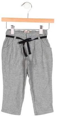 Emile et Ida Boys' Belted Three-Pocket Pants w/ Tags
