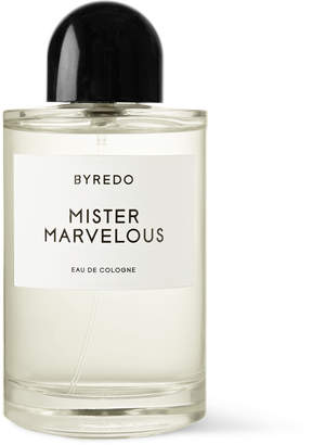 Byredo Mister Marvelous Eau de Cologne - Neroli, Green Lavender, 250ml