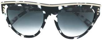 Moschino logo sunglasses
