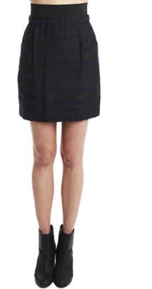 3.1 Phillip Lim Elastic Waistband Side Pocket Skirt