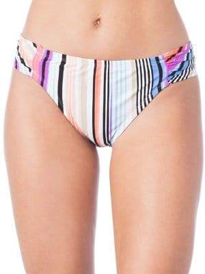 Kenneth Cole Reaction Printed Hipster Bikini Bottoms