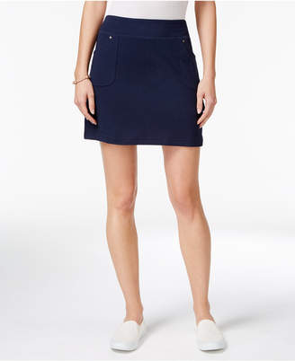 Style & Co Pull-On Skort, Only at Macy's $34.50 thestylecure.com