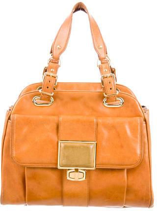 Balenciaga Balenciaga Top Handle Leather Bag