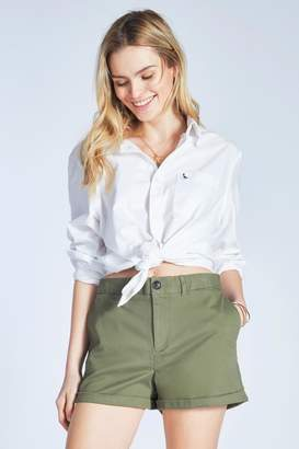 Jack Wills Womens White Homefore Classic Shirt - White