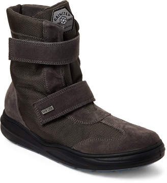 Naturino Kids Boys) Grey Liao Rainstep Winter Boots