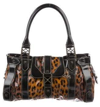 Christian Louboutin Patent Leather Shoulder Bag