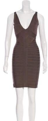 Herve Leger Trista Bandage Dress