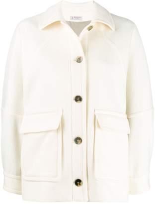 Alberto Biani button-up jacket