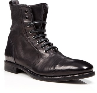 John Varvatos Collection Fleetwood Vintage Boots $898 thestylecure.com
