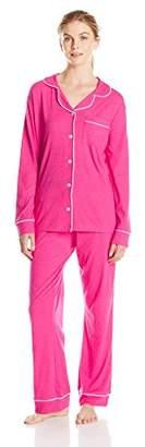 Bottoms Out Women's Knit Pajama Set