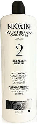 Nioxin System 2 Scalp Therapy, 33.8-oz, from Purebeauty Salon & Spa