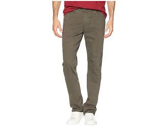 AG Adriano Goldschmied Graduate Tailored Leg Sud Pants in Grey Sand