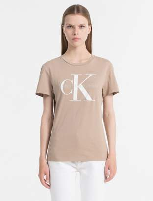 Calvin Klein slim fit logo t-shirt