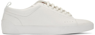 HUGO White Zero Tenn Sneakers