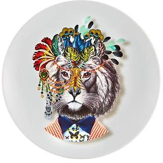 Christian Lacroix by Vista Alegre Love Who You Want Dessert Plate