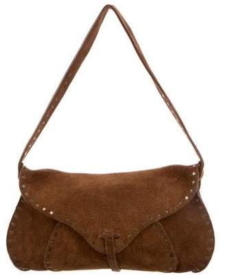 Celine Suede Shoulder Bags - ShopStyle 3a2f769418954