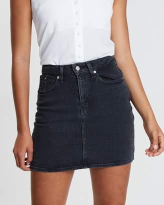 Calvin Klein Jeans Five Pocket Skirt