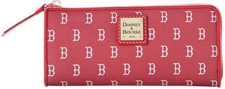 Dooney & Bourke Boston Red Sox Zip Clutch