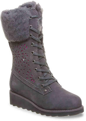 BearPaw Kylie Toddler & Youth Wedge Boot - Girl's