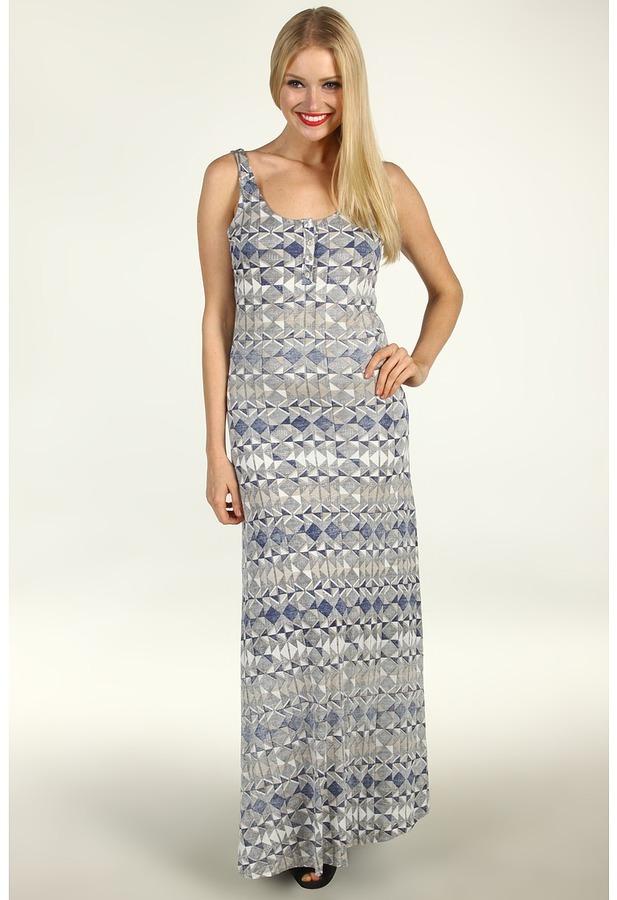 Quiksilver Morningside Native Maxi Dress (Morningside Native) - Apparel