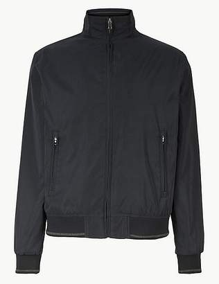 "Marks and Spencer Bomber Jacket with Stormwearâ""¢"