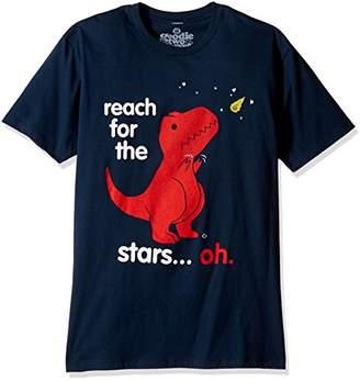 Goodie Two Sleeves Sad T-Rex Dinosaur Men's T-Shirt