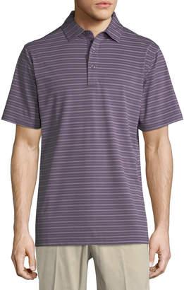 Bobby Jones XH2O Ranch Stripe Polo Shirt