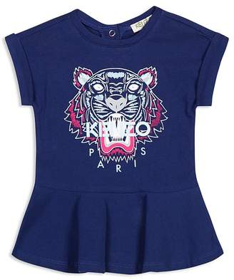 Kenzo Girls' Tiger Shirt Dress - Baby