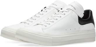 Alexander McQueen Leather Cupsole Sneaker