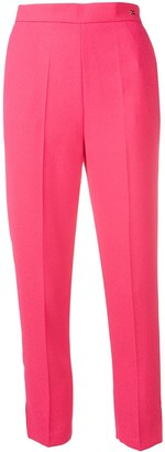 Elisabetta Franchi cropped tailored trousers
