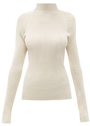 Petar Petrov Kienna Open Back Sweater - Womens - Beige