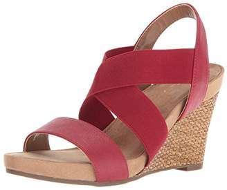 Aerosoles A2 Women's Lotus Plush Wedge Sandal