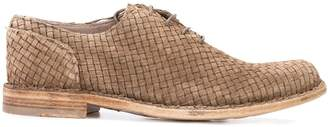 Officine Creative Ideal 23 woven shoes