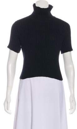 St. John Sport Cable Knit Sweater