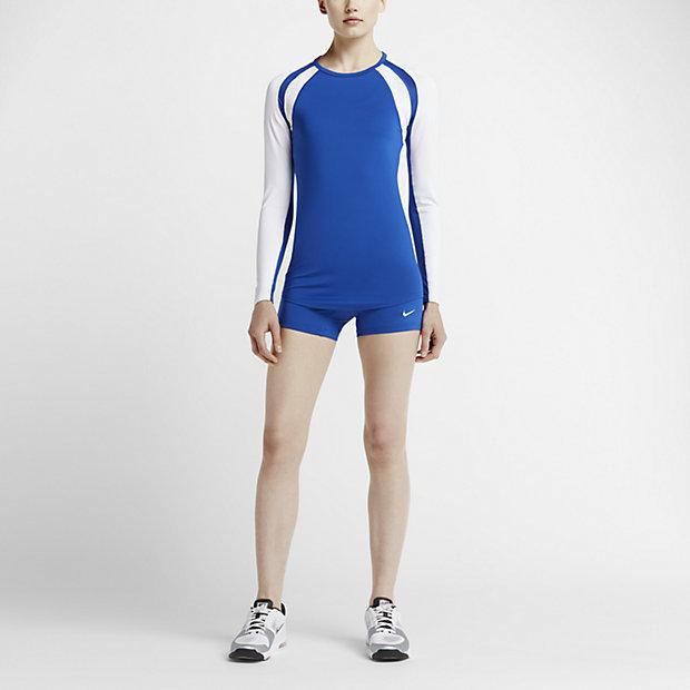 Nike Court Warrior Women's Long-Sleeve Volleyball Jersey