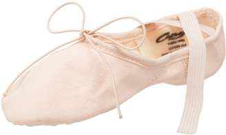 Capezio Toddler/Little Kid Canvas Juliet 2028C Ballet Shoe