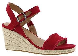 Lucky Brand Women's Marceline Espadrille Wedge Sandal