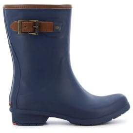 Chooka City Matte Rubber Mid-Calf Rain Boots