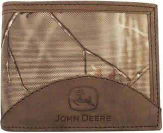 John Deere Camo Passcase Wallet