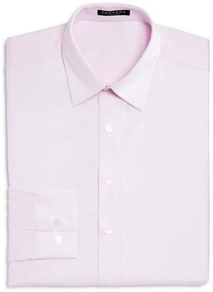 Lafayette Vardama Solid Stain Resistant Regular Fit Dress Shirt
