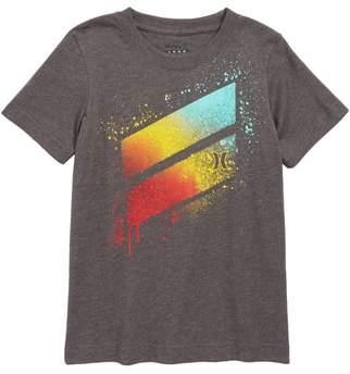 Hurley Spray Splash Graphic T-Shirt