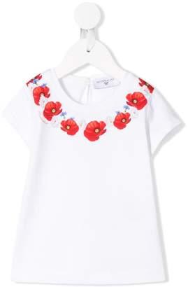 MonnaLisa flower print top