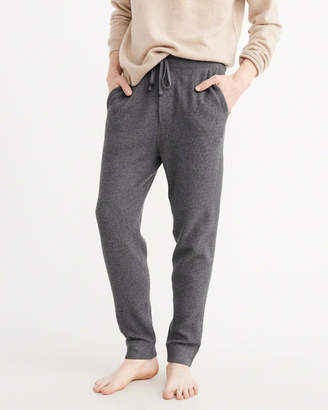Abercrombie & Fitch Sweater Knit Joggers