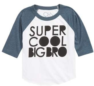 Chaser Super Cool Big Bro T-Shirt
