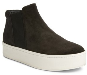Women's Vince Wade High Top Sneaker $250 thestylecure.com