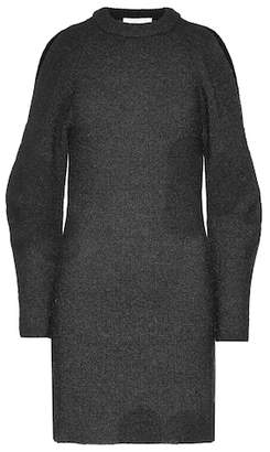 Chloé Wool-blend dress