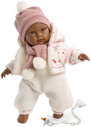 Llorens Rosa Winter 12In Baby Girl